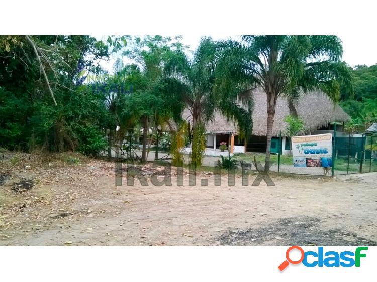 terreno en venta en el km 47 de Poza Rica, Veracruz, La