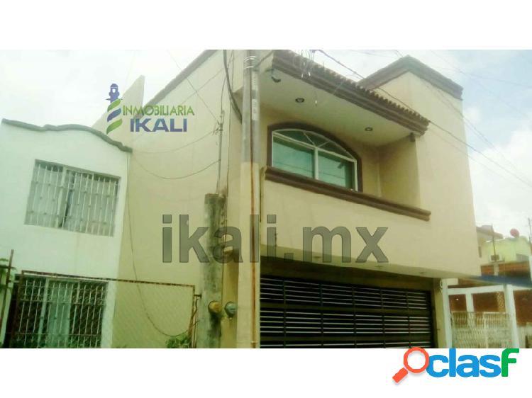 vendo casa 2 pisos col Bella vista Poza Rica Veracruz 2