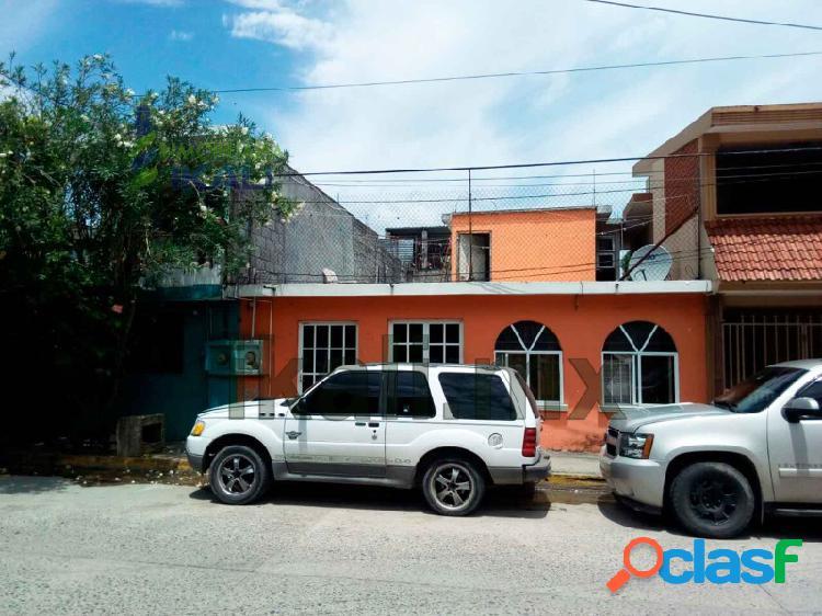 vendo casa 3 rec en Tuxpan Veracruz, Tenechaco Infonavit