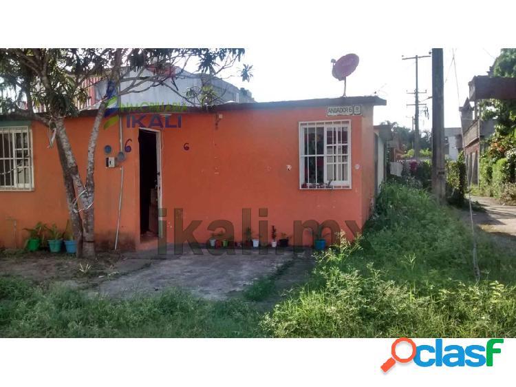 vendo casa una planta infonavit tenechaco Tuxpan Veracruz 2