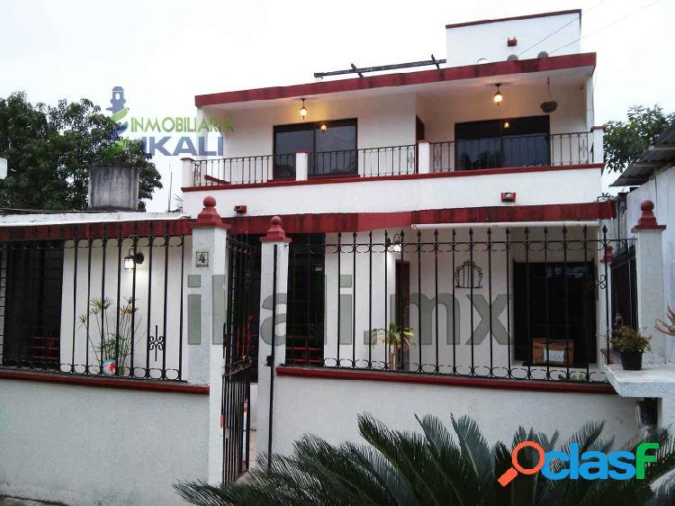 venta casa 2 pisos Fovissste Tuxpan Veracruz 2 recamaras,