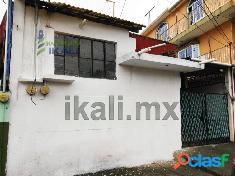 venta casa 3 rec. col Morelos Poza Rica Veracruz, Morelos