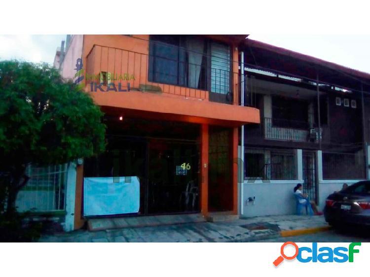 venta de casa col. Cazones Poza Rica Veracruz 3 rec.,