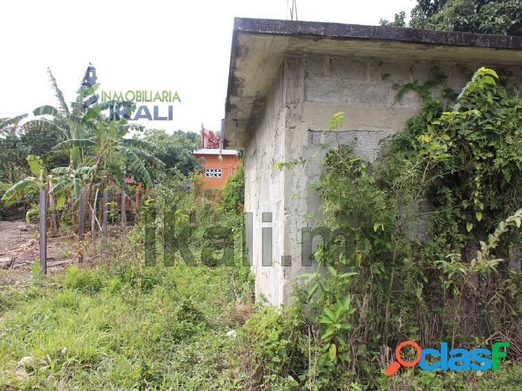 venta de casas y terrenos en tuxpan veracruz 574 m² en