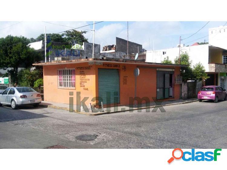 venta local comercial colonia Rosa Maria Tuxpan Veracruz 102