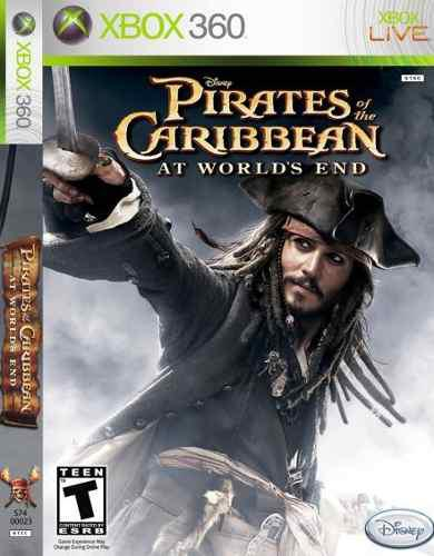 3 Juegos Para Xbox 360 X-men Piratas Del Caribe Fifa World C