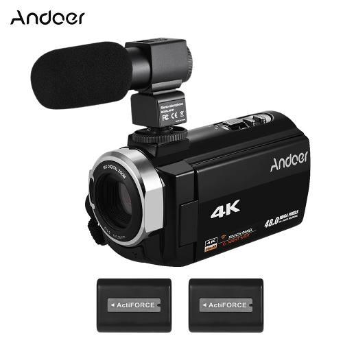 3*andoer 4k Hd Cmara De Video Digital Videocmara Dv 3