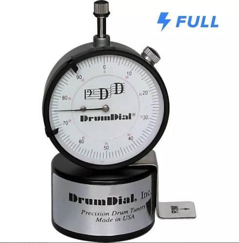 Afinador Para Bateria Drum Dial Incluye Hot Sale !!