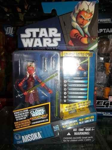 Ahsoka Clone Wars Star Wars Doble Lightsaber Ashoka