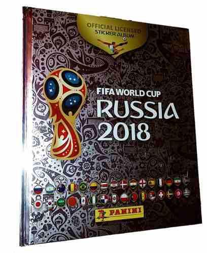 Album Completo Panini Russia 691 Estampas Coca Cola Panini