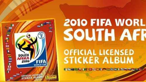 Album Mundial Sudafrica 2010 Panini Completo Sin Pegar