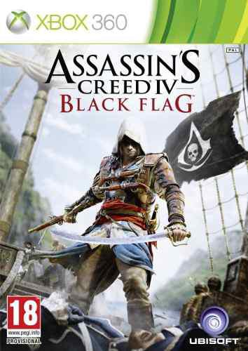 Assassin´s Creed 4 Black Flag Xbox 360 Ibushak Gaming