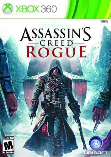 Assassin's Creed Rogue Xbox 360 Juego Nuevo En Karzov *