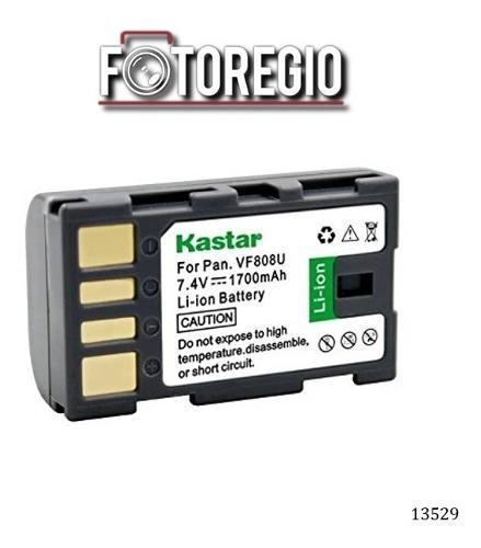 Bateria Bn-vf808u Kastar Para Videocamaras Jvc