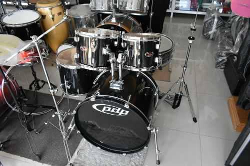 Bateria Completa Pdp Z5 Drum Series Atriles Db Percussion