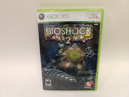 Bioshock 2 Xbox 360 Juegazo De Coleccion En The Next Level!