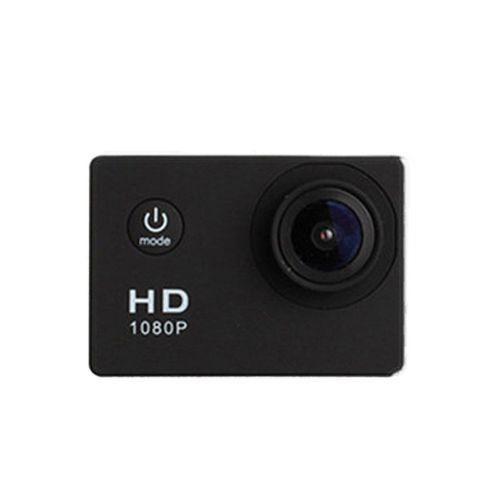 Black - 1080p Hd Cam Videocámara Ultra Sport Acción