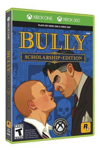 Bully Scholarship Edition Para Xbox 360 / Xbox One Nuevo