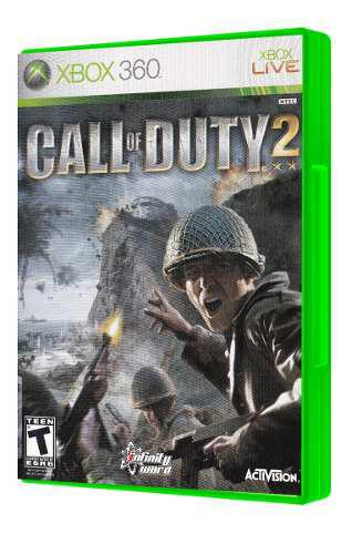 Call Of Duty 2 Xbox 360 Refurbished En Igamers