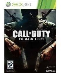 Call Of Duty Black Ops 1 Para Xbox 360 Usado Blakhelmet C