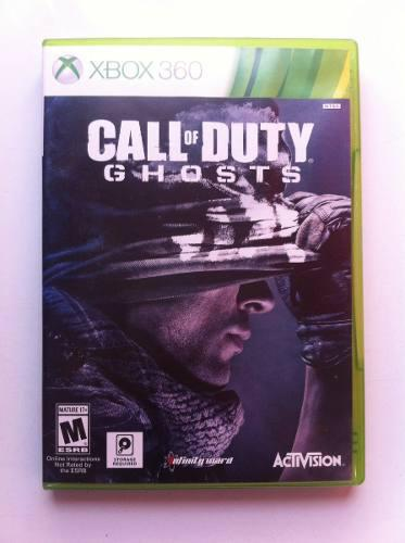 Call Of Duty Ghosts Para Xbox 360 Y Xbox One
