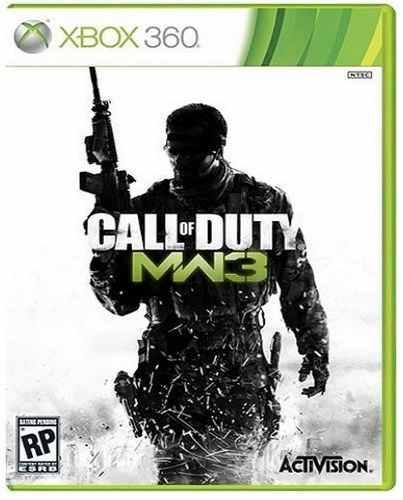 Call Of Duty Modern Warfare 3 Xbox 360 Nuevo Y Sellado Juego
