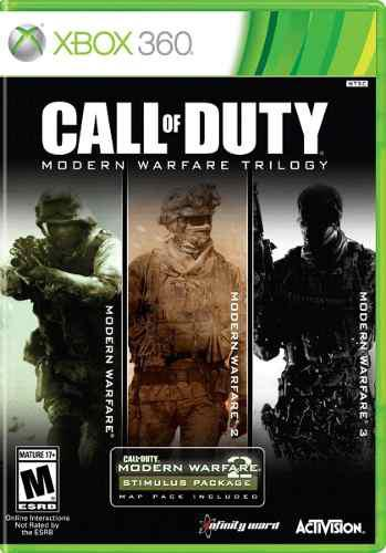 Call Of Duty: Modern Warfare Collection Xbox 360 Nuevo