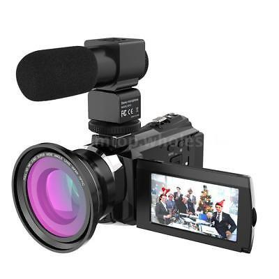 Camara Filmadora Andoer 4k Wifi 1080p Hd 48mp 16x