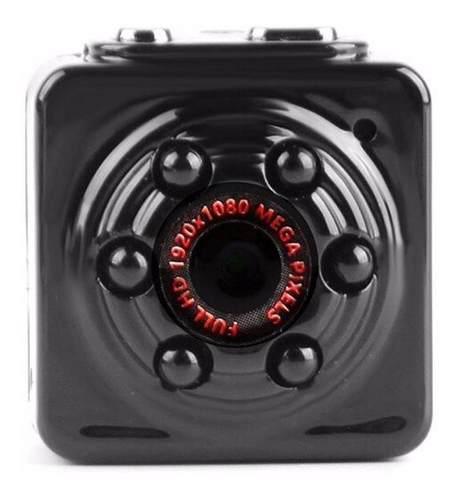 Camara Spy Mini Videocamaras Sq9 1080p Full Hd Cmos Digital