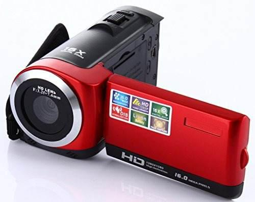 Camara Videocamara, Fosa Videocamara Digital Portatil Camara