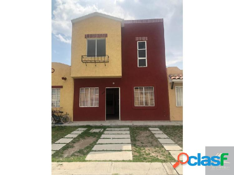Casa en Renta en Fracc Real Toledo F-9 Pachuca Hgo