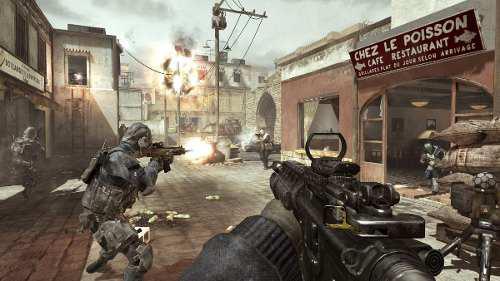 Cod Modern Warfare Trilogia Xbox 360 Leer Descripción