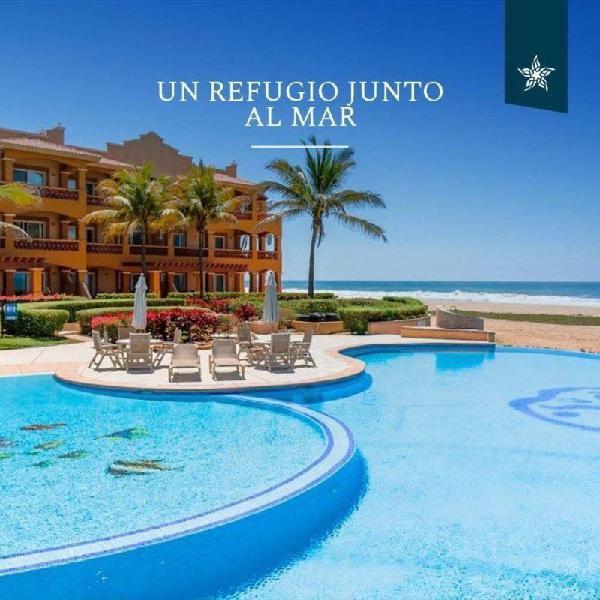 Condominio en venta en Mazatlán en Estrella del Mar campo