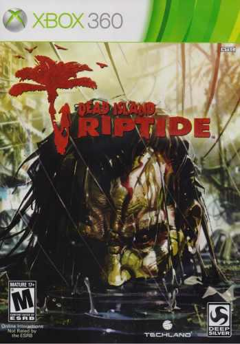 Dead Island Riptide Xbox 360 Juego Nuevo En Karzov