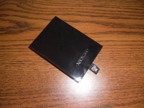 Disco Duro De Xbox 360 Slim O E De 250gb