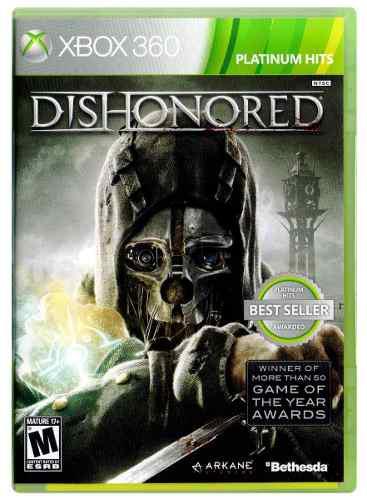 Dishonored Xbox 360 Juego Nuevo En Karzov