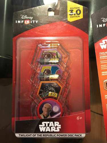 Disney Infinity 3.0 Ed: Star Wars Twilight Of The Republic