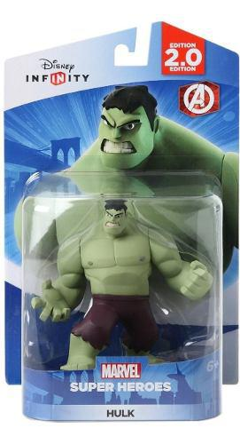 Disney Infinity Marvel 2.0 Edition Hulk Ss