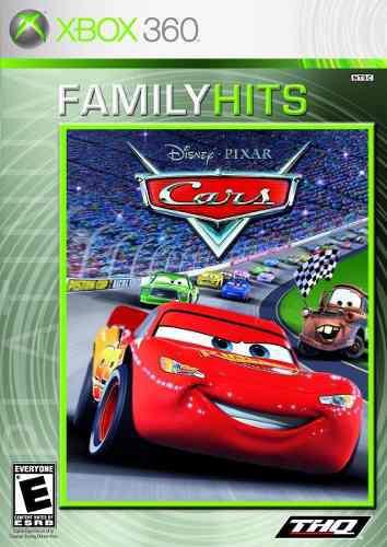 Disney Pixar Cars Xbox 360