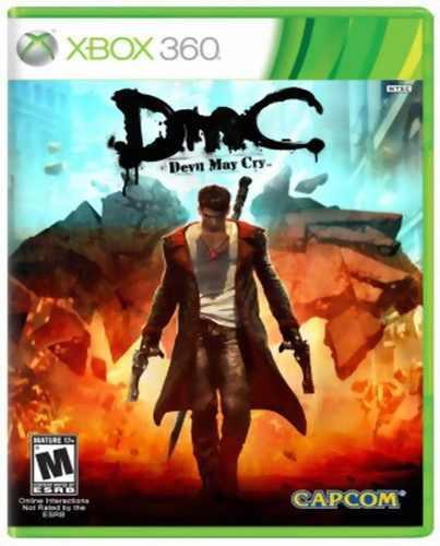 Dmc Devil May Cry Xbox 360 Nuevo Y Sellado Juego Videojuego
