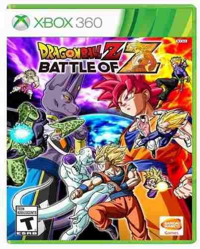 Dragon Ball Z Battle Of Z Xbox 360 Nuevo Y Sellado Juego