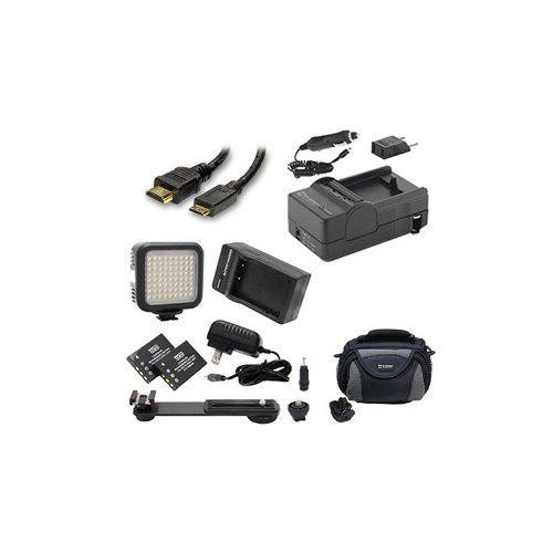 El Kit De Accesorios De La Videocámara Jvc Gz-ex310