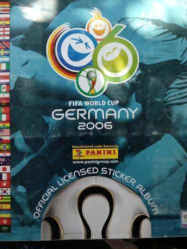 Estampas Alemania 2006 Panini (casi Todas)