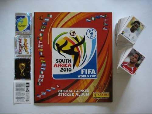 Estampas Sudafrica 2010 Panini 100% Originales.