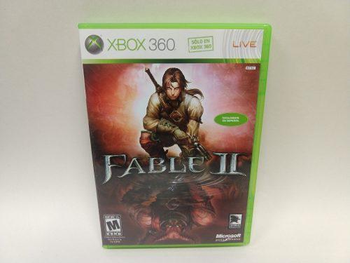 Fable Ii Xbox 360 Juegazo De Colección En The Next Level!!!