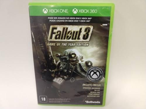 Fallout 3 Xbox 360 Game Of The Year Edition The Next Level!