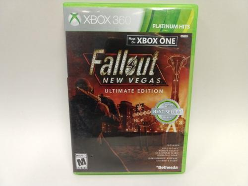 Fallout New Vegas Ultimate Edition Xbox 360 Xbox One Juegazo