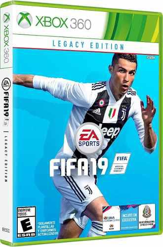 Fifa 19 Xbox 360 Juego Fisico Nuevo (en D3 Gamers)