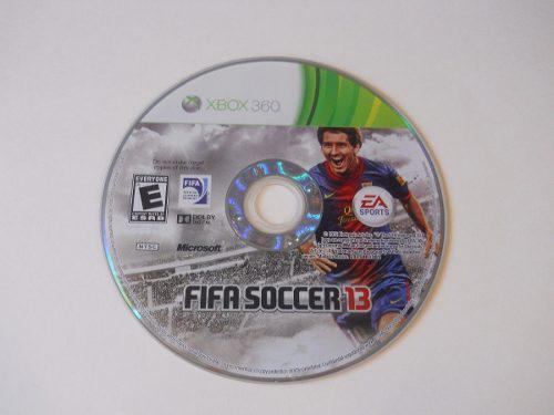 Fifa Soccer 13 Xbox 360 Usado Blakhelmet E C