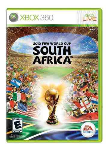 Fifa World Cup South Africa 2010 Xbox 360